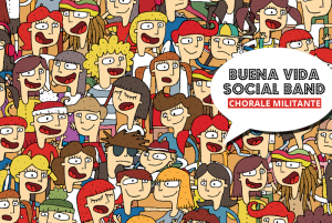Concert de la Chorale Buena Vida Social Band @ Théâtre Lumen   Ixelles   Bruxelles   Belgique