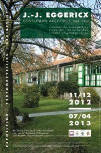Visitons ensemble l'expo consacrée à l'architecte de nos cités-jardins @ CIVA | Ixelles | Bruxelles | Belgique