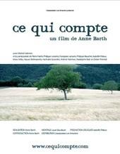 """""""Ce qui compte"""" - Ciné-débat @ Espace Delvaux   Watermael-Boitsfort   Bruxelles   Belgique"""