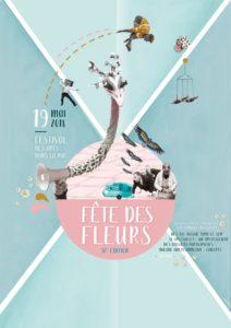 Fête des Fleurs @ Autour de la Maison Communale | Watermael-Boitsfort | Bruxelles | Belgique