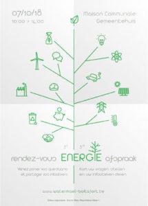 Rendez-Vous Energie @ Maison Communale - Salle du Conseil | Watermael-Boitsfort | Bruxelles | Belgique