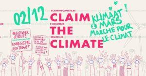 Marche pour le climat ! @ Bruxelles gare du Nord | Schaerbeek | Bruxelles | Belgique
